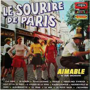Aimable Et Son Orchestre - Le Sourire De Paris download